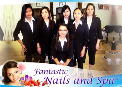 Fantastic Nails and Spa - Eyelash Extensions - 519-936-1391