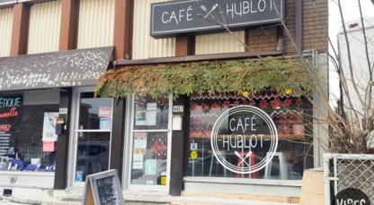 Cafe Hublot - Cafés - 514-303-2004