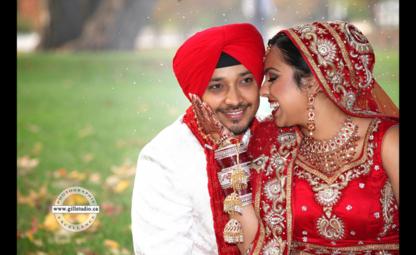 Gill Studio - Portrait & Wedding Photographers - 647-401-6626