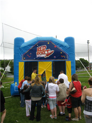 Red Rocket Amusements - Event Planners - 709-747-1616