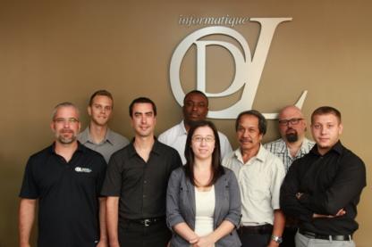 Groupe DL Solutions Informatiques - Boutiques informatiques