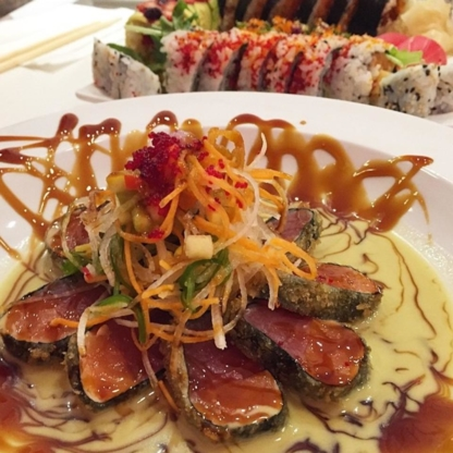 Boîte Geisha Fusion Sushi - Sushi et restaurants japonais - 514-903-8118