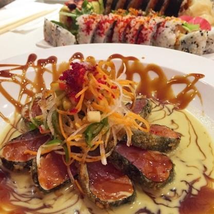 Boîte Geisha Fusion Sushi - Restaurants asiatiques - 514-903-8118