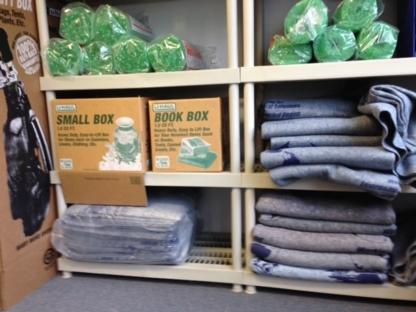 Burnaby South Self Storage Ltd - Self-Storage - 604-433-1234