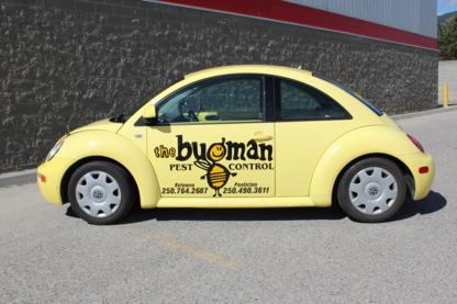 The Bugman Pest Control Services - Pest Control Services - 250-764-2687