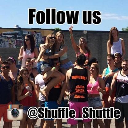 Shuffle Shuttle - Service de limousine - 613-295-7298