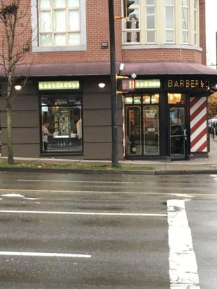 Barber & Co - Barbers - 604-568-8480