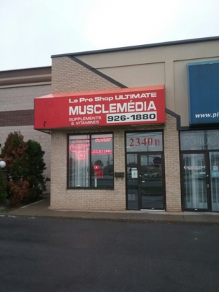 Ultimate Musclemédia - Health Food Stores