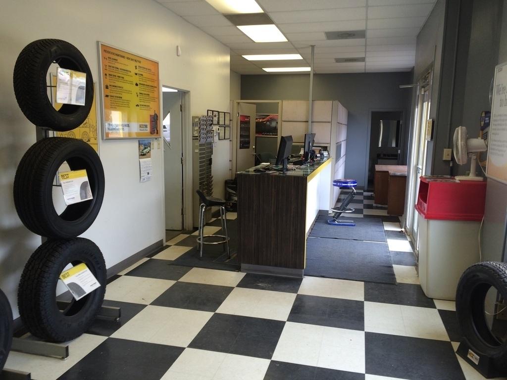 OK Tire - Car Repair & Service