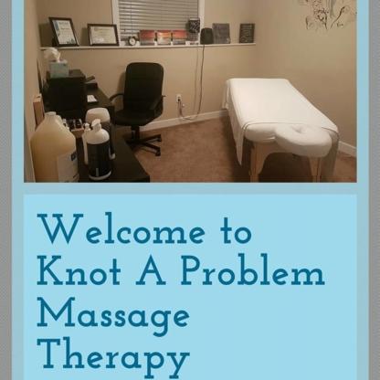 Knot a Problem Massage Therapy - Massothérapeutes