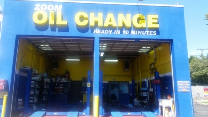 Zoom Oil Change - Oil Changes & Lubrication Service
