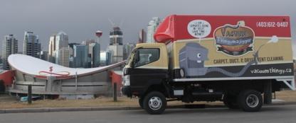 Vacuum Thingy Majigger - Moving Services & Storage Facilities - 403-612-0407