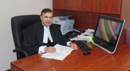 Ehsan Ahmed Law Office - Family Lawyers - 905-497-9401
