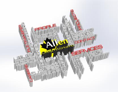 Allen Design Works Inc - Drafting Service - 905-250-1005