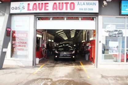 Lave Auto Oasis - Lave-autos - 514-331-2886