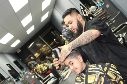 Xclusive Fades & Tattoo Shop - Barbers - 905-237-3427