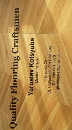 Quality Flooring Craftsmen - Floor Refinishing, Laying & Resurfacing