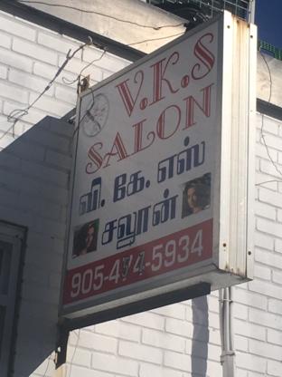VKS Salon - Barbers - 905-457-5934