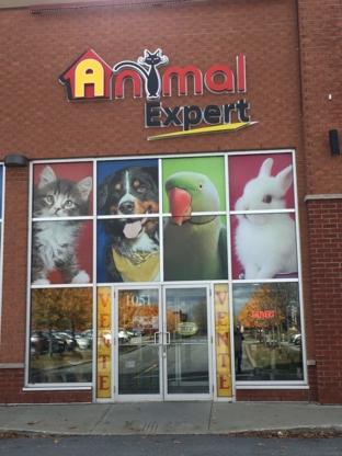 Animal Expert St-Bruno - Animaleries - 450-441-7344