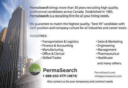 Trebor Personnel Inc - Employment Agencies - 416-244-5693