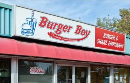 Burger Boy - Breakfast Restaurants - 403-342-5121
