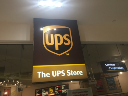 UPS Store The - Copying & Duplicating Service - 514-635-0004