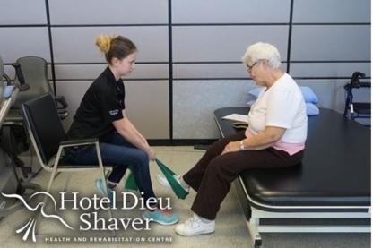 Hotel Dieu Shaver Health And Rehabilitation Centre - Hôpitaux et centres hospitaliers - 905-685-1381