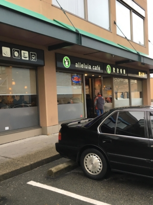 Alleluia Cafe - Chinese Food Restaurants - 604-271-8266