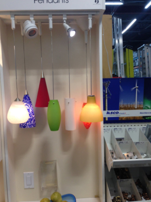 View North American Lighting Products Inc's Hornby profile