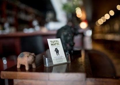 Tutti Matti Restaurant - Restaurants - 416-597-8839