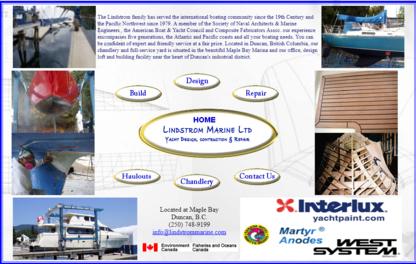 Voir le profil de Lindstrom Marine - Saanichton