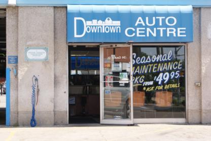 Downtown Gazz Bar - Auto Repair Garages