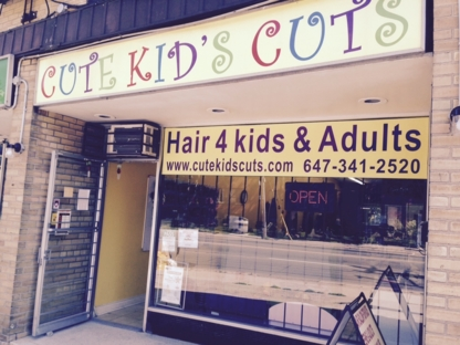 Cute Kids Cuts Inc - Coiffeurs-stylistes