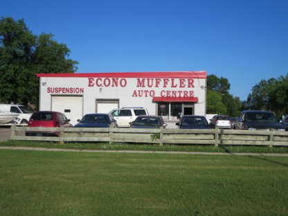 Econo Muffler Auto Centres - Mufflers & Exhaust Systems - 204-224-4565