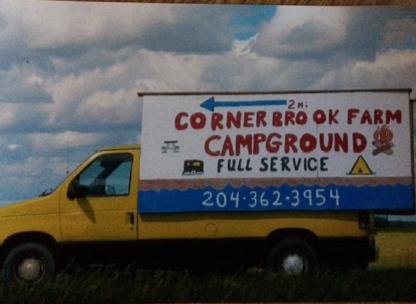 Cornerbrook Farm Campground - Terrains de camping
