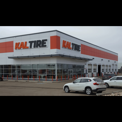 Kal Tire - Tire Retailers - 780-417-9500