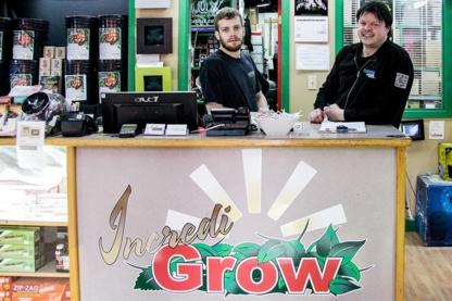 Incredigrow Garden Centre - Centres du jardin - 403-255-0740