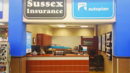Sussex Insurance - Insurance Agents & Brokers - 250-542-5335