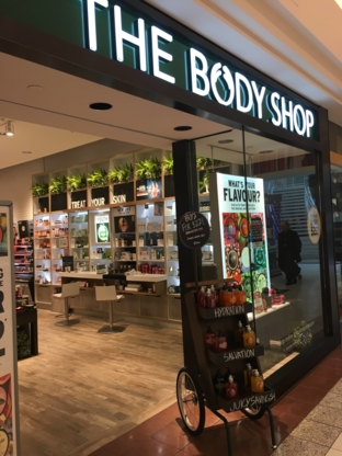 The Body Shop - Cosmetics & Perfumes Stores
