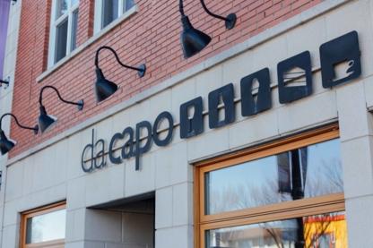 Da Capo Cio Bianca - Italian Restaurants - 587-521-2277