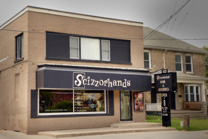 Scizzorhands - Hairdressers & Beauty Salons - 519-432-9255