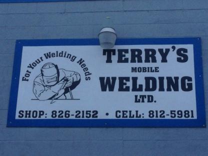 Terrys Mobile Welding Ltd - Welding - 780-826-2152