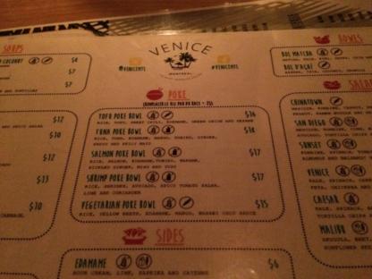 Venice MTL - Restaurants - 514-985-0686