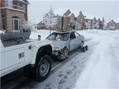 Green Towing & Storage - Vehicle Towing - 416-884-5566
