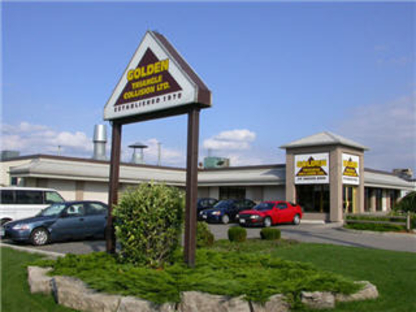 Golden Triangle Collision - Auto Body Repair & Painting Shops