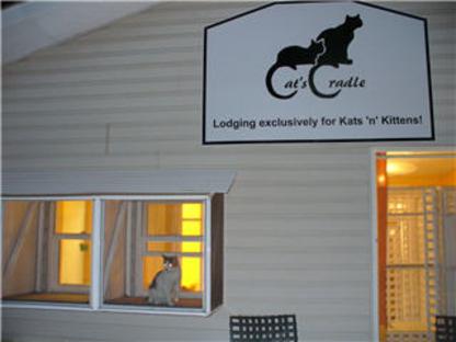 Cat's Cradle Boarding Kennel 2006 - Kennels