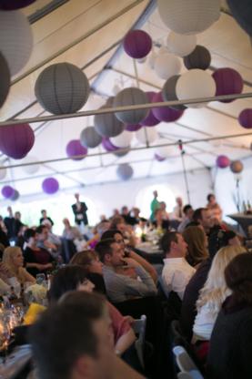 River City Event Rentals & Sales Ltd - Tent Rental