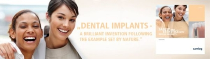 Chen Antonio Dr - Dentists