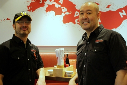 Goro & Gun - Vegetarian Restaurants - 403-237-5596