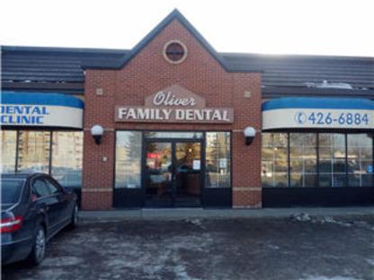 Oliver Family Dental - Emergency Dental Services - 780-426-6884